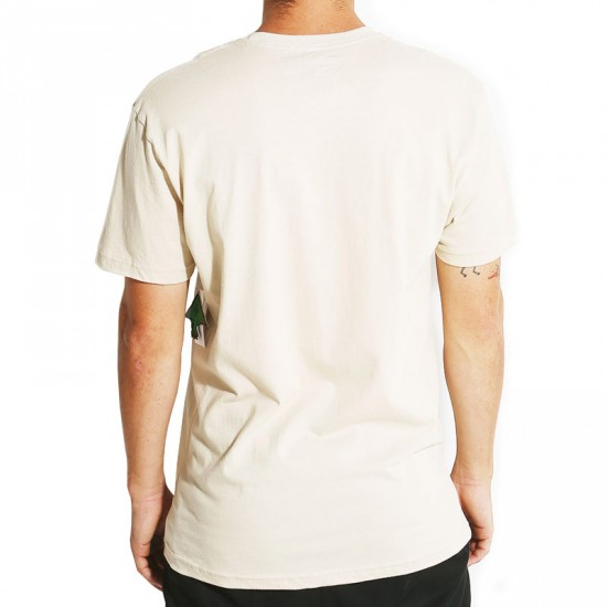 LRG Out of the Shadows T-Shirt - Cream