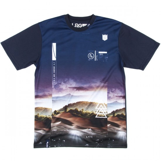 LRG Promised Land T-Shirt - Navy