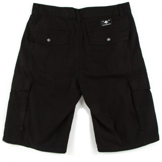 LRG RC Cargo Shorts - Black