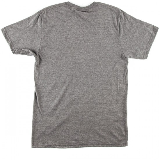 LRG RC Front Runners T-Shirt - Charcoal Heather