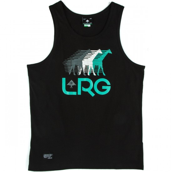 LRG RC Front Runners Tank Top - Black