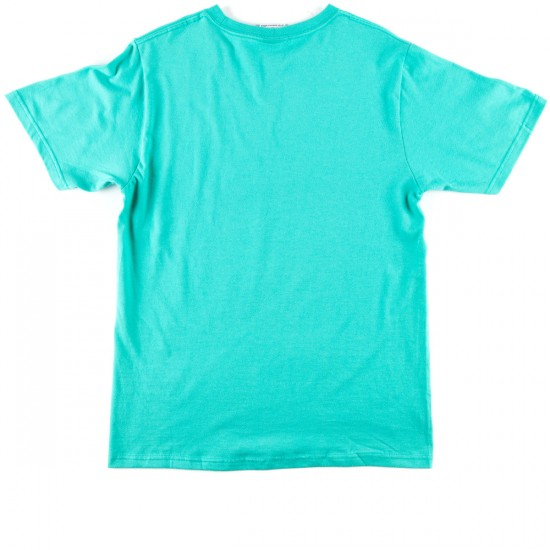 LRG RC Live For Today T-Shirt - Sea Green