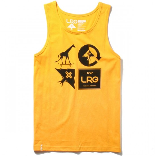 LRG RC Mash Up Tank Top - Gold