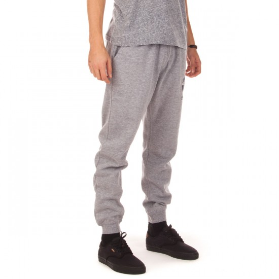 LRG RC Sweatpant Two - Ash Heather - LG