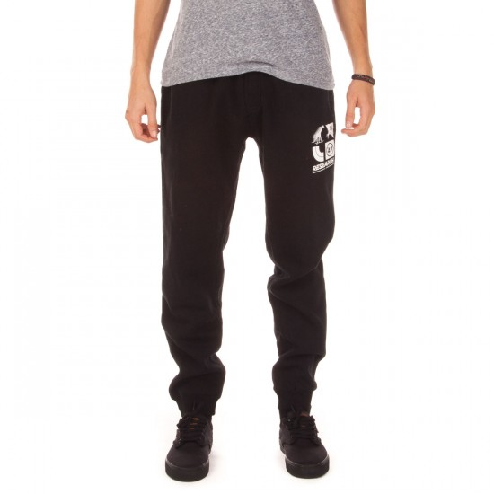 LRG RC Sweatpant Two - Black - LG