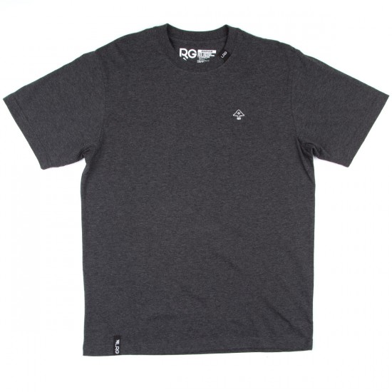 LRG RC Tree T-Shirt - Black Heather