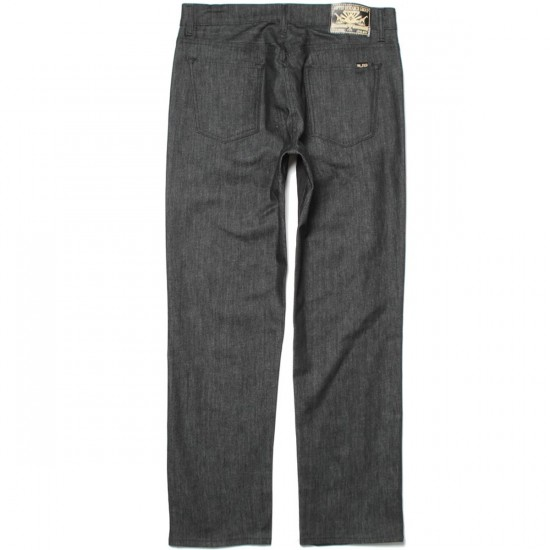 LRG RC TS Fit Denim Pants - Raw Black