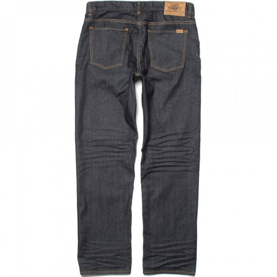 LRG RC TS Fit Denim Pants - Ink Blue