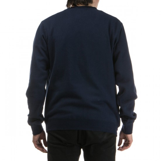 LRG Research Collection Crewneck Sweatshirt - Navy