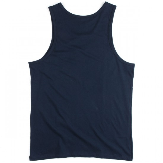 LRG Research Collection Tank Top - Navy