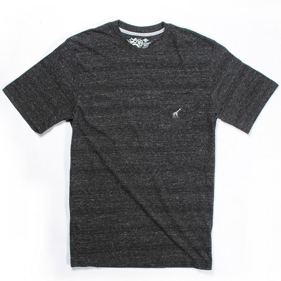 LRG Research Collection Tri-Blend Pocket T-Shirt - Black