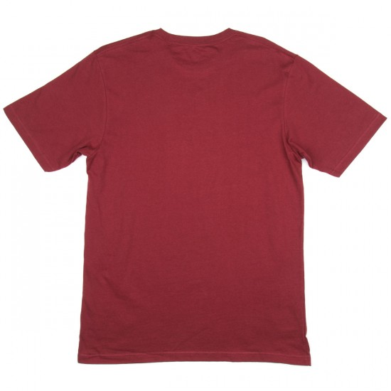 LRG Research Roots T-Shirt - Maroon
