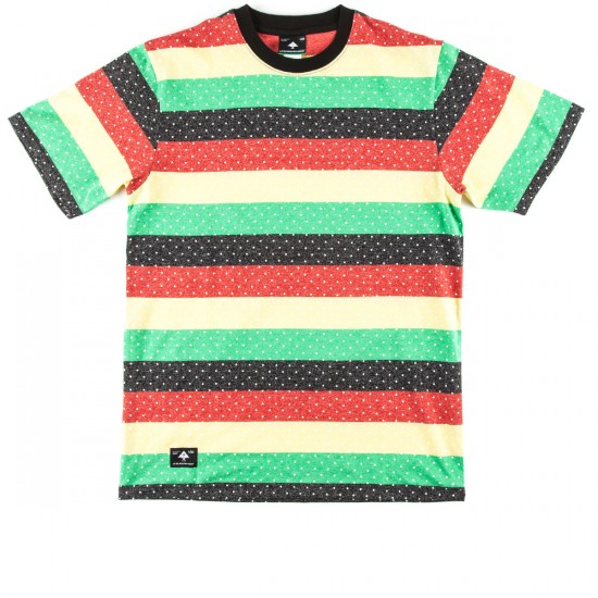 LRG Spotty Dotty Knit T-Shirt - Black