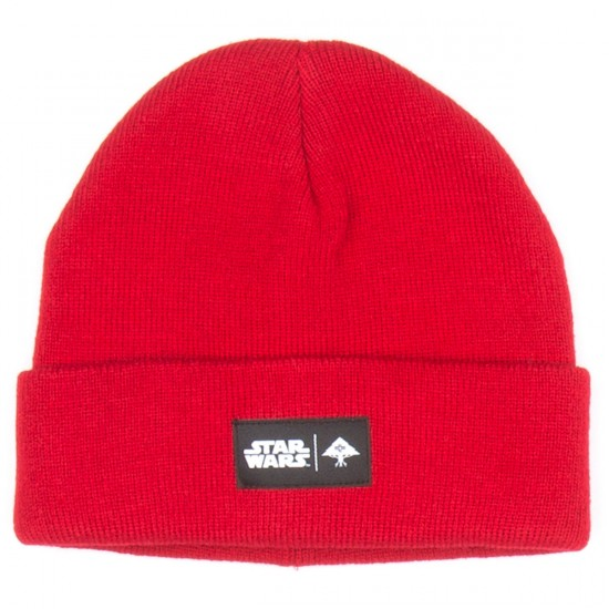 LRG Star Wars Tree Beanie - Red