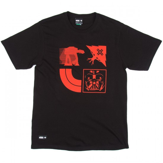 LRG Star Wars Tree Stamp T-Shirt - Black
