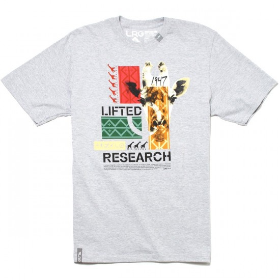 LRG The Crossover T-Shirt - Ash Heather