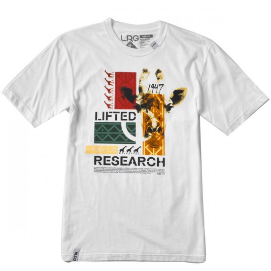 LRG The Crossover T-Shirt - White