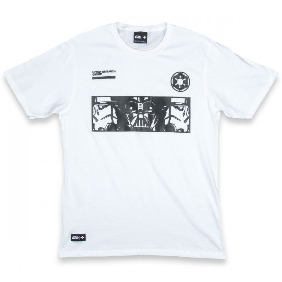 LRG The Empire T-Shirt - White