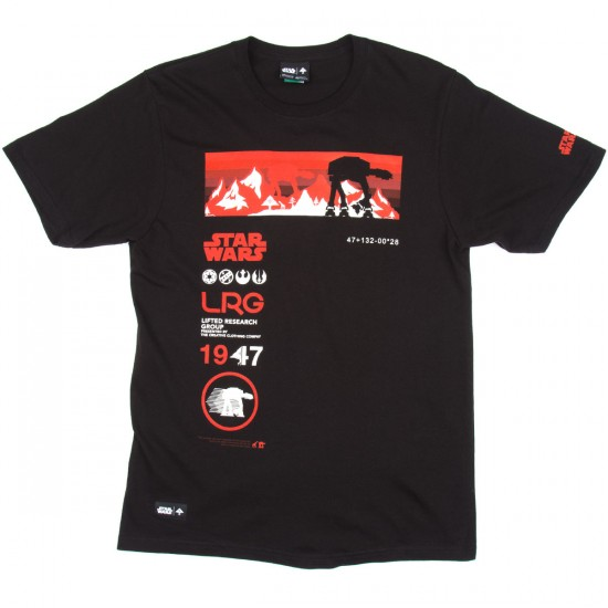 LRG The Iconic T-Shirt - Black
