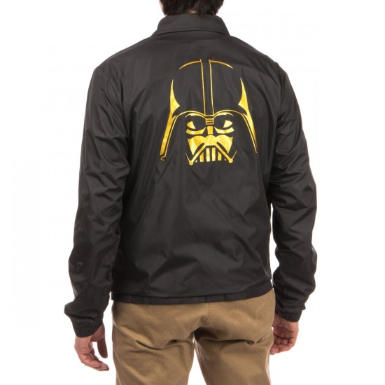 LRG The Vader Coaches Jacket - Black