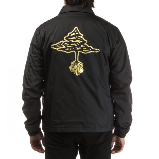 LRG Throwback Coach Jacket - Black