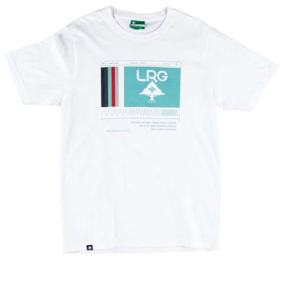 LRG Wave Makers T-Shirt - White