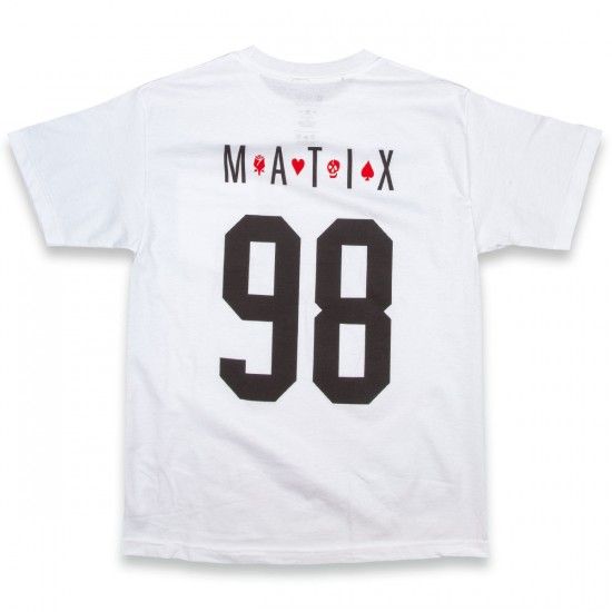 Matix Flush T-Shirt - White