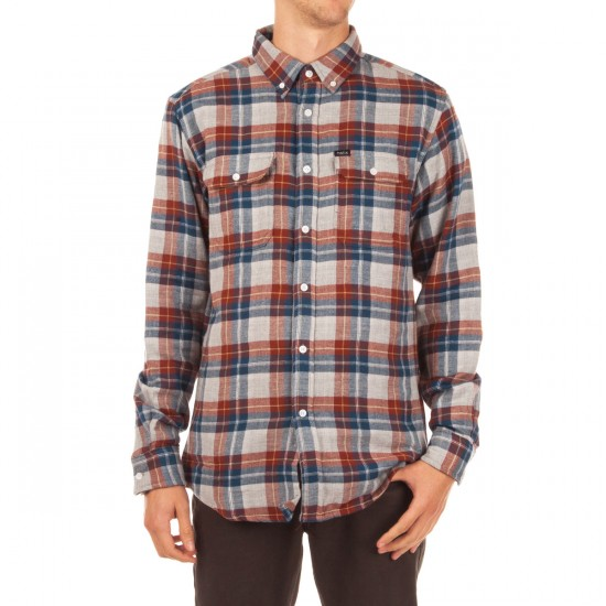 Matix Garrison Flannel Shirt - Natural