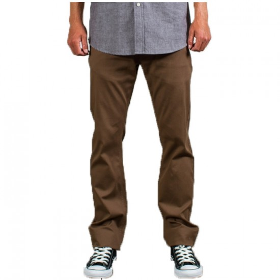 Matix Gripper Bedford Pants - Brown