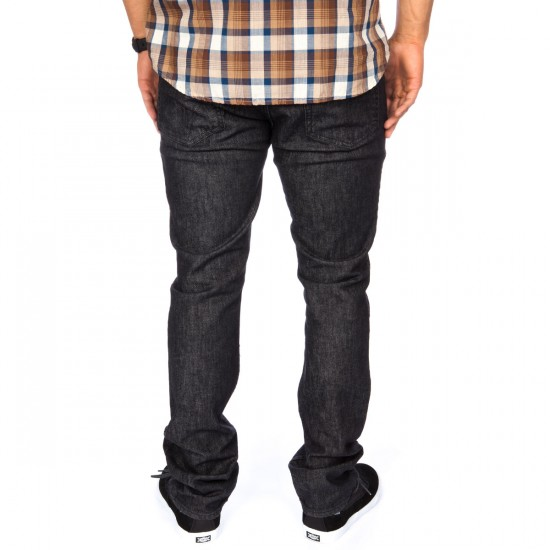 Matix Gripper Slim Straight Jeans - Scratch - 34 - 32