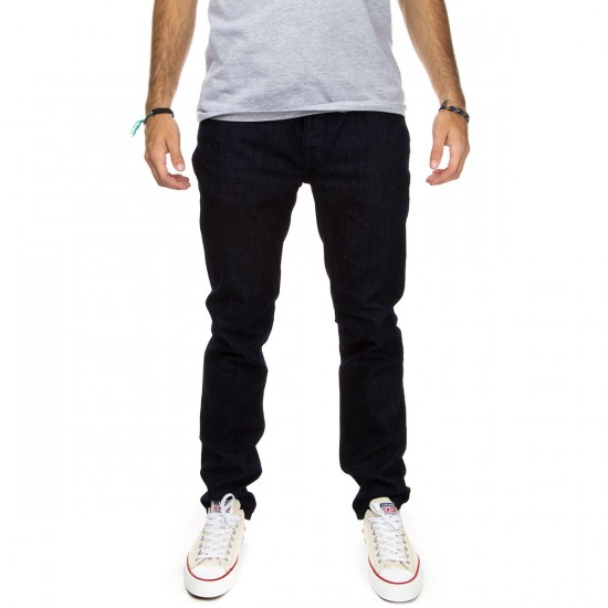 Matix Gripper Slim Straight Jeans - Broke - 28 - 32
