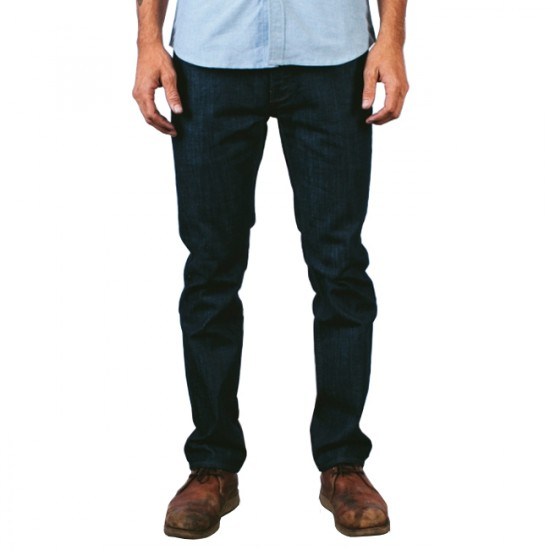 Matix Gripper Slim Straight Jeans - Hatch - 38 - 32
