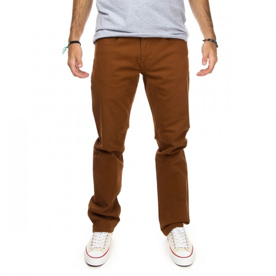 Matix Gripper Twill Pants - Amber