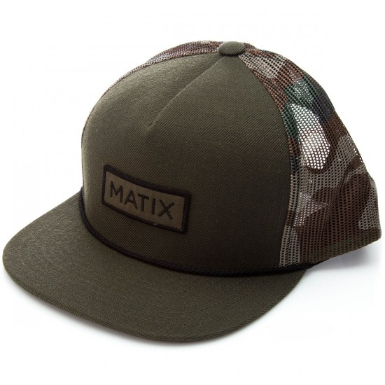 Matix Huntsman Hat - Dark Army