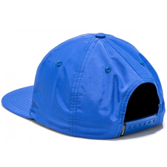 Matix MCC Hat - Royal