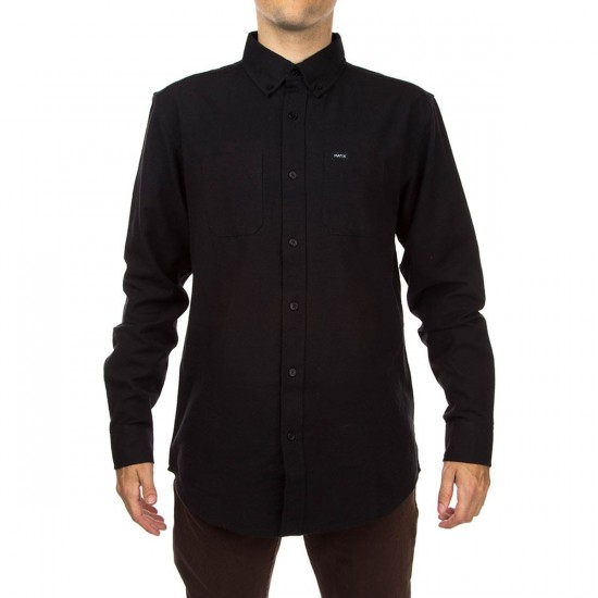 Matix MJ Flannel Shirt - Black
