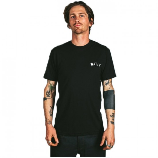 Matix Team T-Shirt - Black