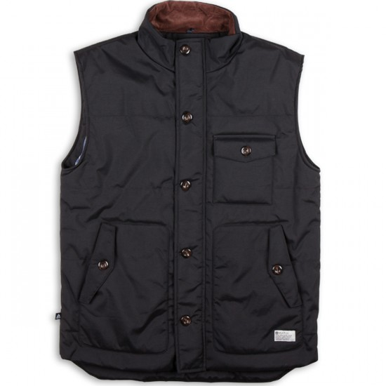 Matix The Dice Vest - Black