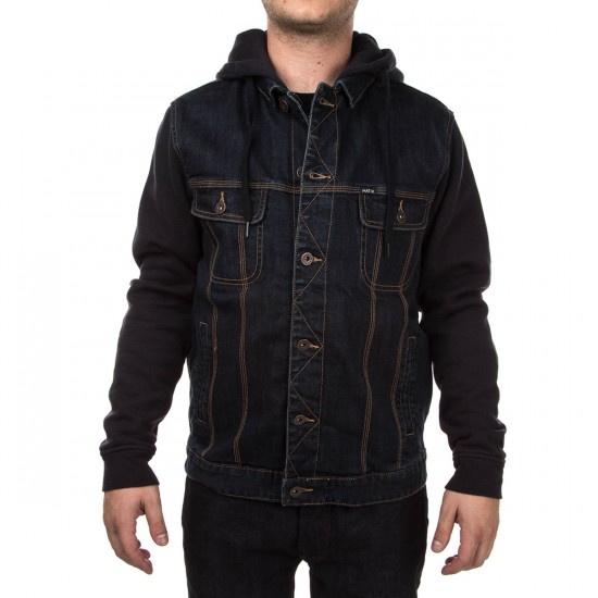 Matix Union Trucker Jacket - Broken Raw
