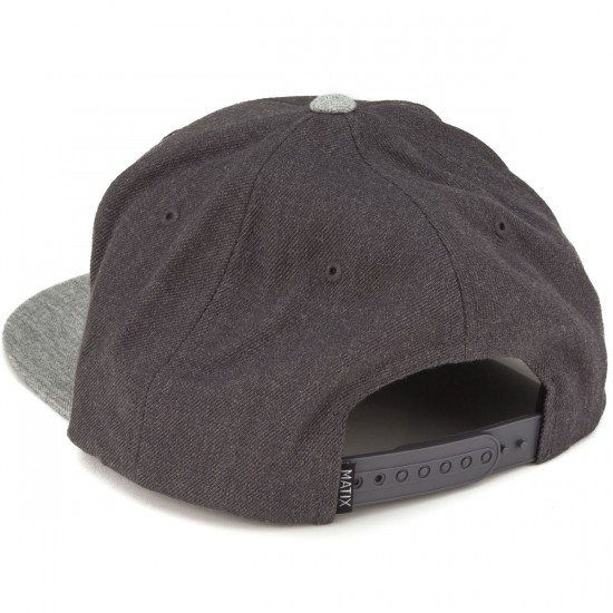 Matix Workman Hat - Heather Grey