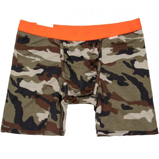 MyPakage Weekday Boxer Brief - Camo/Orange