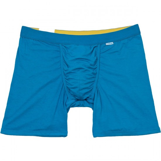 MyPakage Weekday Boxer Brief - Royal/Royal/Yellow