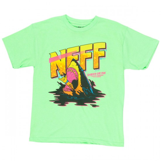 Neff Bait Youth T-Shirt - Tennis