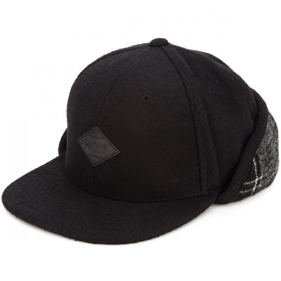 Neff Banks Hat - Black