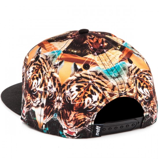 Neff Battlekat Hat - Black