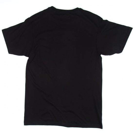 Neff Buck Off T-Shirt - Black