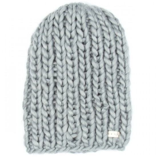 Neff Cara Womens Beanie - Grey Heather