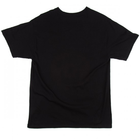 Neff City Lyfe T-Shirt - Black
