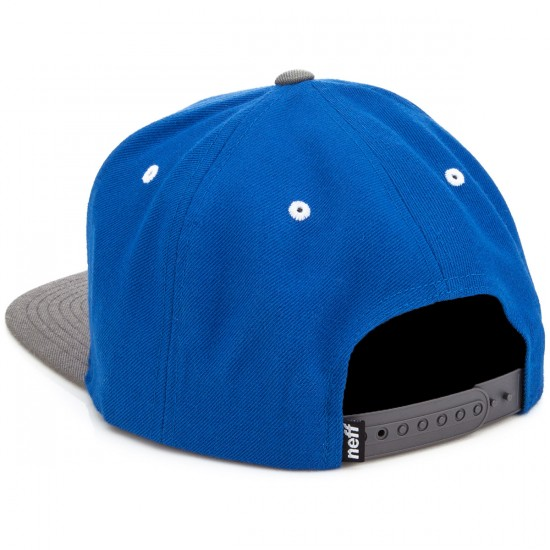 Neff Daily Hat - Blue/Grey
