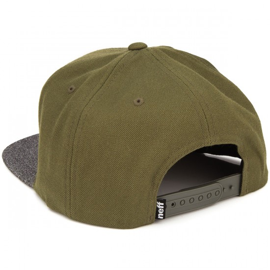 Neff Daily Hat - Olive/Grey